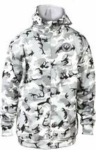 Dragon Alliance Men's Blend N 1 Snow Camo Hooded Zip Up Snowboard Jacket NWT