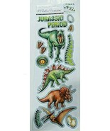 Jurassic Period Various Dinosaurs 26 wall stickers room decor Children's... - $8.00
