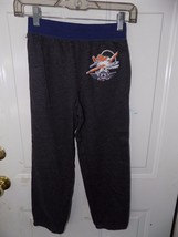Disney Store PLANES Gray Fleece Pants Size 7/8 Boy's NWOT HTF - $34.99