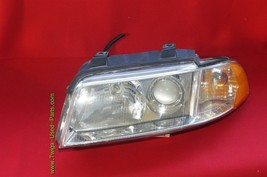 99-01 Audi A4 Sedan Avant HID XENON Headlight Lamp Driver Left LH image 1