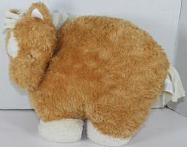 Baby GUND SNUGAPUFF BROWN AND TAN HORSE Stuffed Plush LOVEY PILLOW 58939... - $98.99