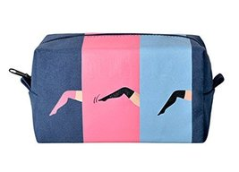 Creative High-capacity Makeup Bags/Storage Bags(Pretty Legs) - $23.24