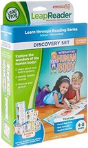 LeapFrog LeapReader Interactive Human Body Discovery Set works with Tag - $13.81