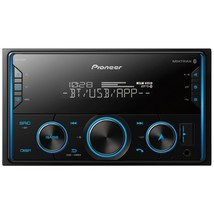 Pioneer MVH-S420BT Double-DIN In-Dash Digital Media Receiver with Bluetooth - $133.45