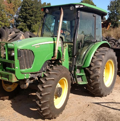 2008 John Deer 5101E For Sell in Albion,Me. 04910