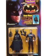 Kenner BATMAN DARK KNIGHT BRUCE WAYNE Quick Change Figure - $30.00