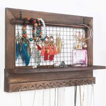 RHF Foldable S,Earring Organizer, Organizer,Jewelry Holder Organizer,Wal... - $33.05