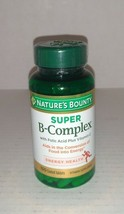Natures Bounty Super B-Complex, Coated Tablets - 150 tablets Exp 01/2022 - $13.37