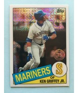 2020 Topps Ken Griffey JR #85C-37 Chrome Refractor Mariners NM/M Condition - $4.99