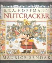NUTCRACKER  ex++ w/dj  Maurice Sendak illustrator - $61.00