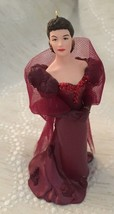 Hallmark SCARLETT O'HARA Ornament GONE WITH THE WIND with Box image 2