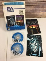 Dark Omen Syndicate Wars Warhammer EA Classics Disks Manuals Video Game PC - $29.67