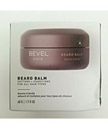 Bevel Beard Balm Softens Conditions All Hair Types 1.7 Oz - $5.50