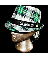 Guinness Dubin Ireland Stout Beer Official St Patricks Day Green Plaid F... - $47.99
