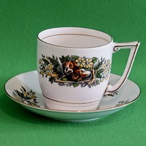 Royal Stafford (England) Special Occasion Series Porcelain Cup & Saucer, Father - $5.95