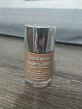 Neutrogena Healthy Skin Cocoa 115 Liquid Makeup SPF 20 Foundation - $8.77