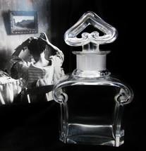 """Vintage Authentic Baccarat~Guerlain~Perfume Bottle~4.5""""~Signed~Authentic... - $143.99"""