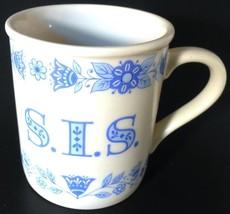 Hallmark Cards Mugs SIS Simply Incredible Sister Coffee Cup Mug Japan - $9.99