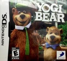 Nintendo DS Yogi Bear Brand New Factory Sealed New & Sealed - $15.00