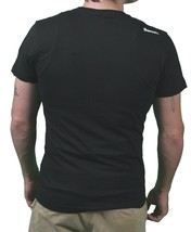 Bench Hombre Negro Caliente Crowd Industria Estándar Alta Calidad Camiseta Nwt image 2