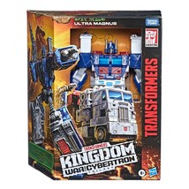 Transformers War For Cybertron Kingdom Ultra Magnus Leader Class Action ... - $68.99
