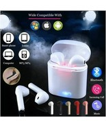 Bluetooth Headphones Wireless i7s TWS Stereo Earphones + Charging Case $45 - $9.73