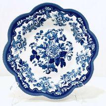 The Spode Blue Room Garden Collection British Flowers Rosa Vintage Displ... - $24.27