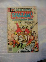 SHAZAM! the worlds mightiest mortal #27 very good 1977 - $7.00
