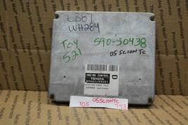 2004-2006 Lexus Rx330 FWD Engine Control ECU 8966148601 Module 743-7d5 - $233.39