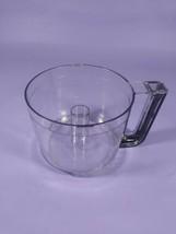 Cuisinart Mini Prep Plus Food Processor DLC-2ABC Plastic Bowl - $18.73