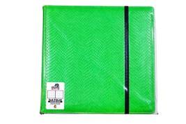 Legion Supplies Binder - 3x4 12 Pocket Dragon Hide Green - $32.68