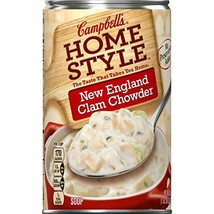 Campbell's Homestyle New England Clam Chowder, 18.8 oz. - $5.56