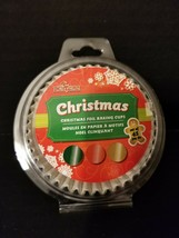 Lot of 3 Packs Christmas Baking Cups - Standard Size - $1.97