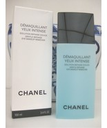 Chanel Demaquillant Yeux Intense Gentle Biphase Eye Makeup Remover 3.4 Oz - $38.36