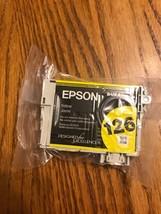 Epson 126 Epson Yellow Jaune Cartridges Ships N 24h - $12.85