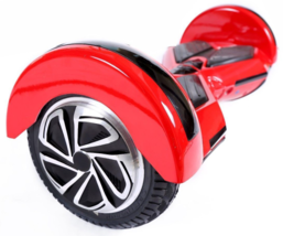 "Red Lambo 8"" Bluetooth Self Balancing Wheel Electric Scooter UL2272 - $279.00"