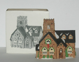 Department 56 Knottinghill Church Dickens Village Series Heritage Lighte... - $49.58