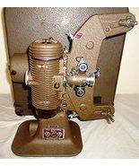 Vintage 1930's Bell and Howell 8MM Filmo Master 400 Design 122 Model G P... - $247.49