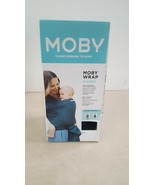 MOBY Modern Baby Carrier Wrap, Pacific Blue - $37.95