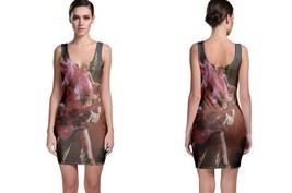 Bodycon Dress Purple Rain Leak - $22.99+