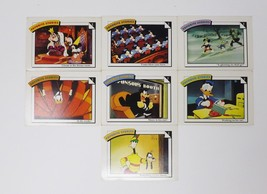 Impel Mickey Mouse Club Favorite Stories Walt Disney Trading Cards - 7 C... - $9.49