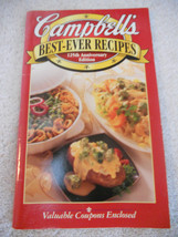 Campbell's 1994 Best-ever recipes paperback - $5.62