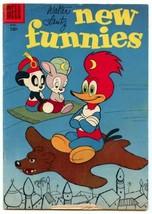 New Funnies 242 Apr 1957 VG- (3.5) - $8.09
