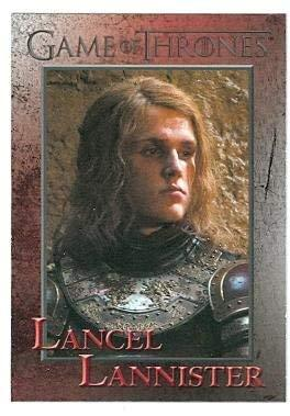 Game of Thrones trading card #78 2013 Lancel Lannister
