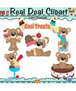 Ice cream cool treats clip art semi exclusive thumbtall
