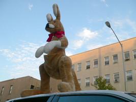 Big Plush Giant Stuffed Kangaroo, 42 Inches - $153.20