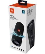 JBL Flip 4 Portable Bluetooth Speaker - Black NEW SEALED! - $81.98