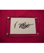 FRANK ZAPPA Autographed Signed Signature Cut w/COA - 30751 - $180.00