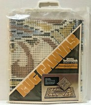 Brunswick Latch Hook Rug Design R-36, 24 x 36 NOS - $23.11