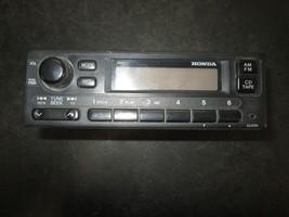 99 00 Honda Civic Radio #39100-S01-A210-M1 - $39.60